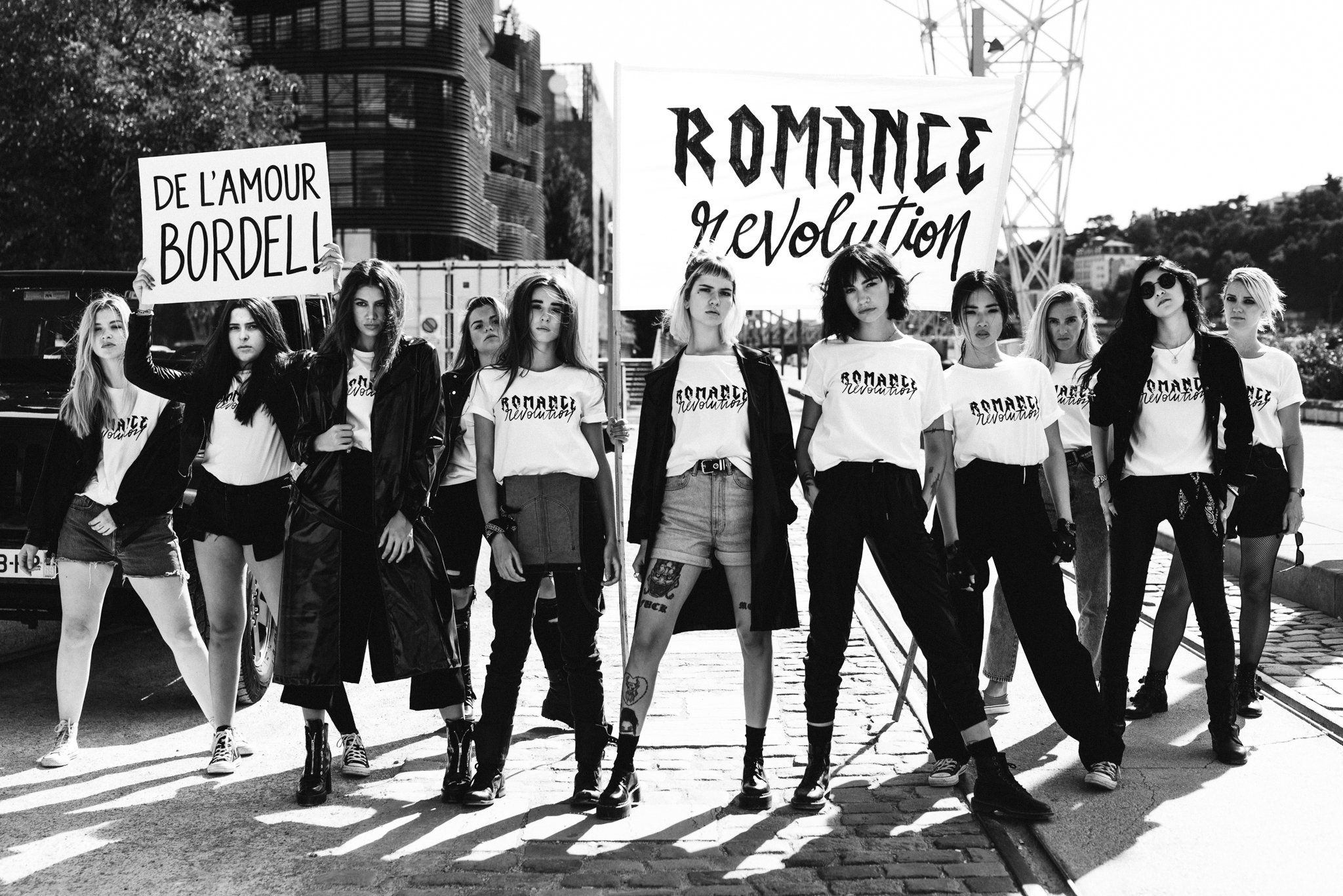 Romance Révolution