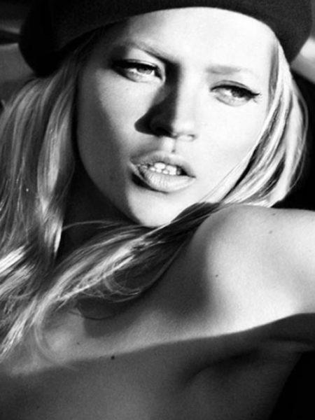 Kate Moss by Mert & Marcus
